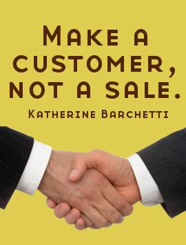 make-a-customer-not-a-sale